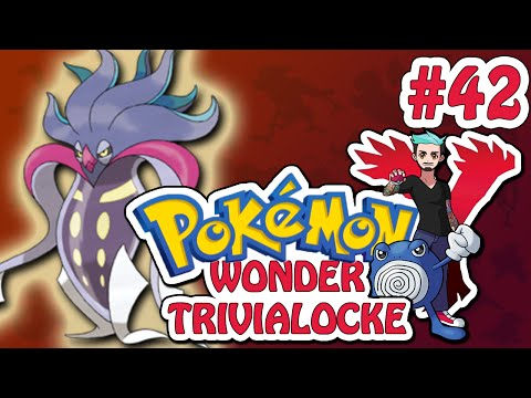 Pokémon Y Wonder Trivialocke Part 42 - Pushing All The Right Buttons