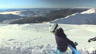 Treble Cone Skiing and Snowboarding, Wanaka New Zealand