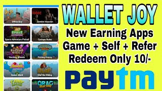 WALlET JOY Game Plus Self Earn…