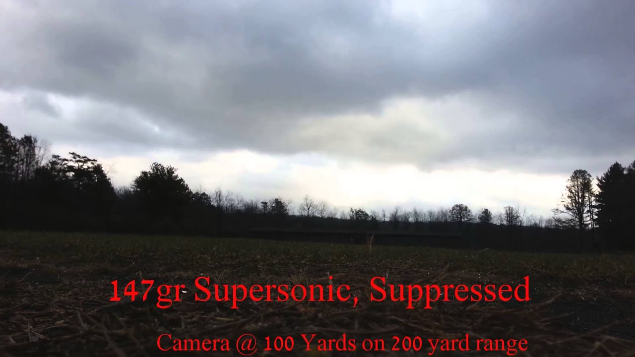 SDTA Titanium Homemade Suppressor Test Part 2 (DownRange)