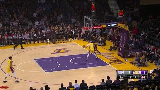 1st Quarter, One Box Video: Los Angeles Lakers vs. Sacramento Kings