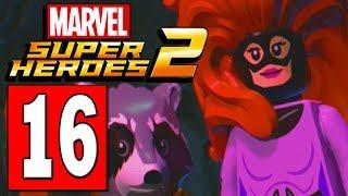 LEGO Marvel Super Heroes 2 Walkthrough Part 16 STORM THE KREE HEADQUARTERS / SUPREME INTELLIGENCE