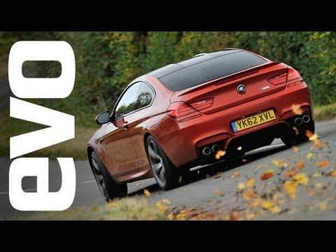 BMW M6 Active Noise Control - April Fool