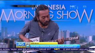 iVee Guitars, Indonesia Morning Show, Net Tv, 260117