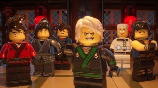 LEGO® NINJAGO®: FILM- zwiastun PL