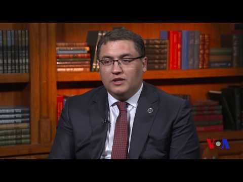 Reforms in Uzbekistan: INTW with Justice Minister Ruslanbek Davletov