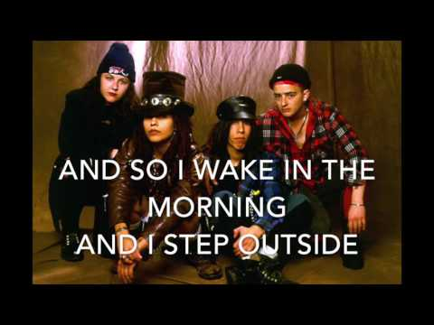 What's up - 4 Non Blondes - Karaoke female version lower (-2)