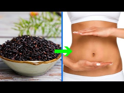 Black Rice Is the New Superfood! Super Food for Weight Loss / Health   Gluten Free