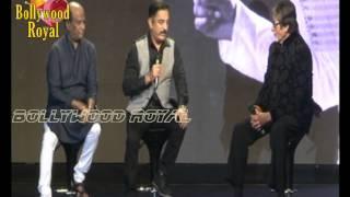 Amitabh,Dhanush,Akshara,Aishwarya & others at Music Launch for film 'Shamitabh'  3