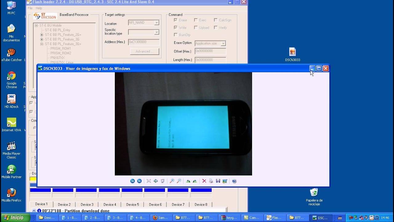 Download b7722 flash loader