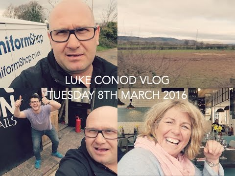 Hospital Trip, Shack Revolution EXCLUSIVE, Heather's Vlog Tactics & a Big Rug - Luke Conod - Vlog