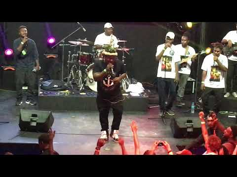 Saii Kay(Live) ft Cammy Bee ~ Banis | Video by DRK