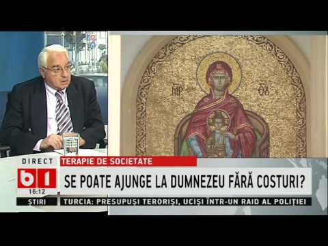 TERAPIE DE SOCIETATE cu Ilie Marinescu: ROMANII, CLIENTI FIDELI AI SPITALELOR SI BISERICILOR