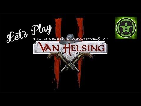 Lets Play – The Incredible Adventures of Van Helsing II