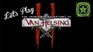Let's Play - The Incredible Adventures of Van Helsing II
