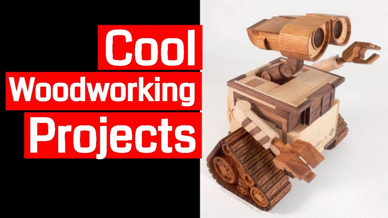 Cool Woodworking Projects Youtube