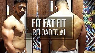 FIT FAT FIT RELOADED #1 | Adik cerewet & Pizza Diet 🍕