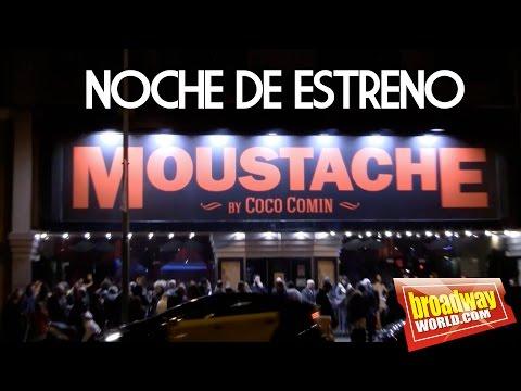 MOUSTACHE - Estreno y entrevista a Coco Comín