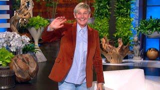 Ellen Talks About Her Coronavirus Experience