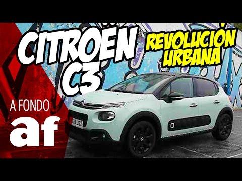 Citroën C3 2017, lo probamos