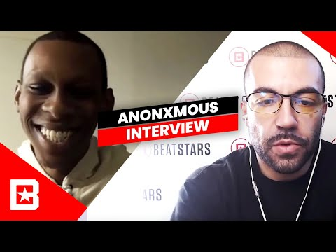 "AnonXmous Talks Producing Nicki Minaj's ""Anaconda"" + Why He Joined BeatStars"