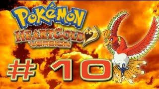"""Pokémon HeartGold - # 10 ( Ciudad Trigal """" Subterráneo Trigal y Tercera Medalla """" )"""