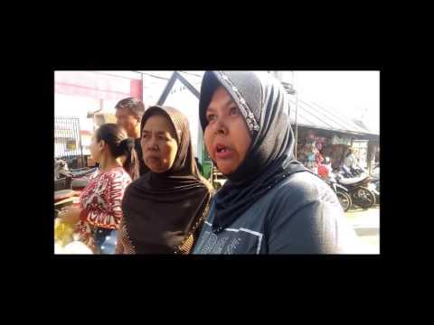 Kebijakan Harga Sembako di Pasar Cileunyi dan Tanjungsari