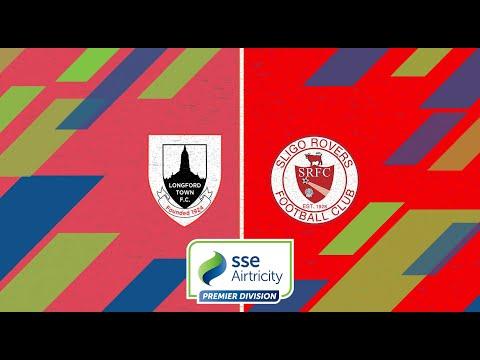 Premier Division GW3: Longford Town 0-1 Sligo Rovers
