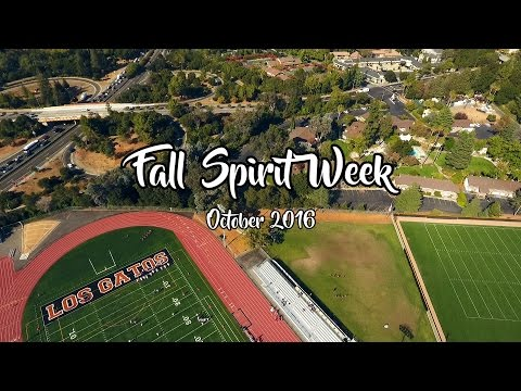 Los Gatos High School: Fall Spirit Week 2016