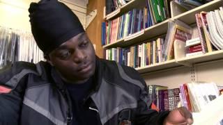 Kareem Ahmad a Queens Library HSE Graduate