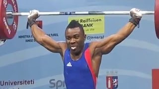 2013 European Weightlifting Championships, Men 69 kg \ Тяжелая Атлетика. Чемпионат Европы