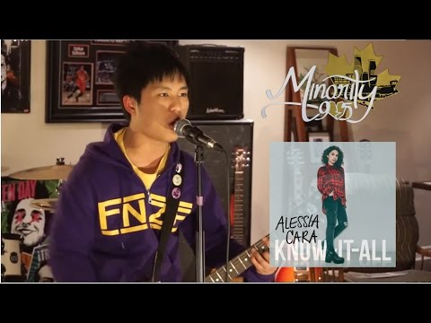 Alessia Cara - Scars To Your Beautiful (Rock/Pop...