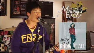 Alessia Cara - Scars To Your Beautiful (Rock/Pop Punk Cover by Minority 905)