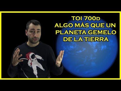 Así es el Asombroso Nuevo Mundo Gemelo de la Tierra Descubierto por el TESS