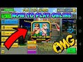 *PATCHED* Pixel Gun 3D | How To Play Online On 10.0.4