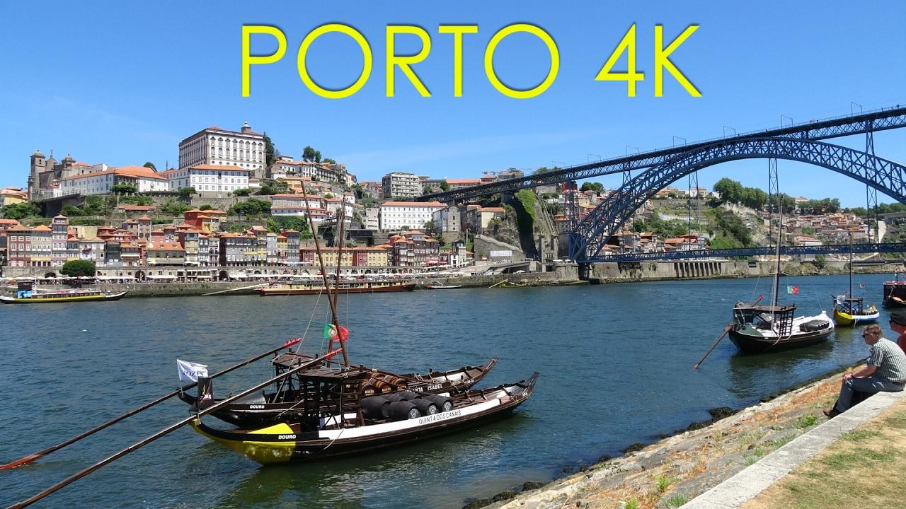 Download Porto 4K