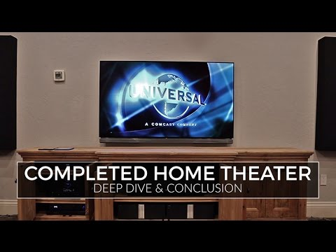 Deep Dive and Conclusion of the Home Theater Project (Demo Included)