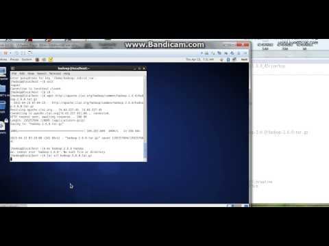 Apache Hadoop 環境架設教學