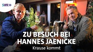 Zu Besuch bei Hannes Jaenicke | Krause kommt