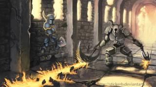 In the Halls of the Usurper - Rock Arrangement (Shovel Knight)