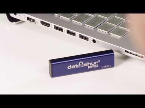 easy to use datAshur Pro