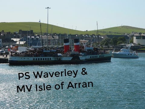 PS Waverley & The Campbeltown Ferry