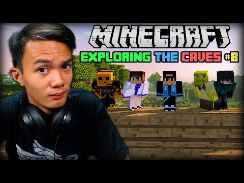 PAKTAY SA ENDERMAN! | Minecraft (Survival) - Part 8