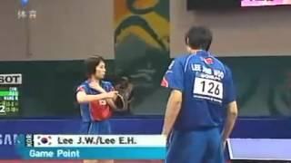 马琳王楠VS李廷佑李恩姬 2006年亚运会混双决赛.flv