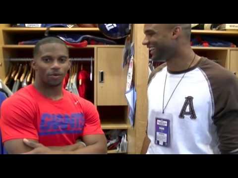 NFL Victor Cruz On HBO Ballers Show - Zennie62
