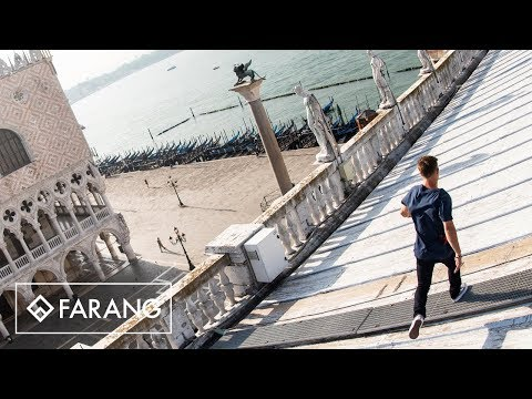 VENICE PARKOUR CHASE I Behind the Scenes | PASHA THE BOSS