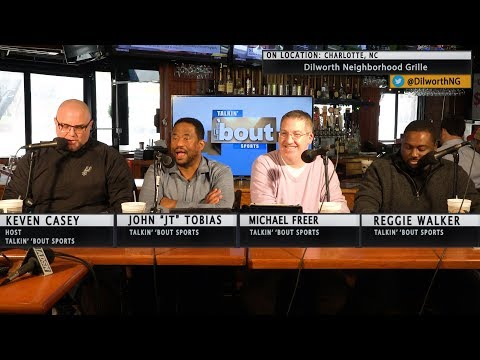 TBS 22: Panthers outlook , FBS coaching carousel , NC 3AA Championship, Milan Howard