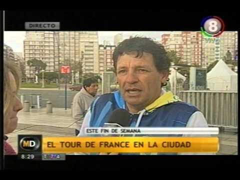 Tour de France en Mar del Plata