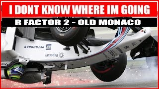 R Factor 2: When entering the pits goes wrong!!