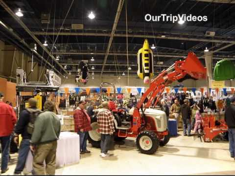 The Eastern Sports & Outdoor Show, Harrisburg, PA, US - Part 1